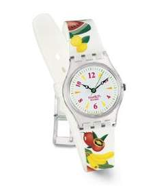 Swatch Watch LK253 Fruit Cocktail