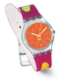 Swatch Watch GE155 Summer Treat