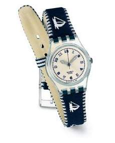 Swatch Watch LK251 Nautical Miss
