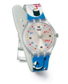 Swatch Watch STBK102Global Hour