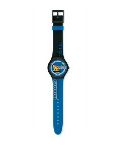 Swatch STGB101-Strap for Watch STGB101 STRAP MIGHTY DOG