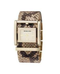 Michael Kors MK2123 Strap for Watch MK2123 Dress Leather