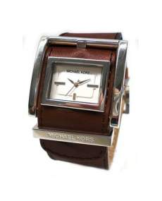 Michael Kors MK2121 Strap for Watch MK2121 Dress Leather